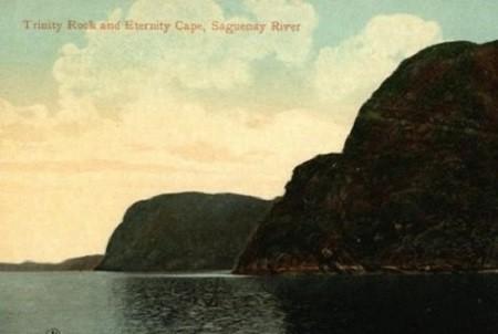 Carte postale Fjord du Saguenay