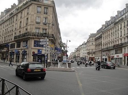 Paris de nos jours. Photo : Megan Jorgensen.